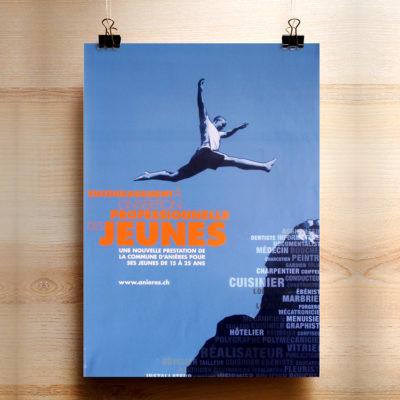 Anières Poster