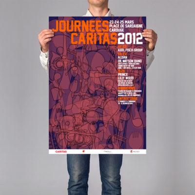 Caritas Day Poster