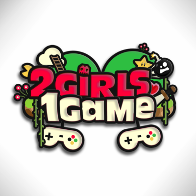 2Girls1Game Logo
