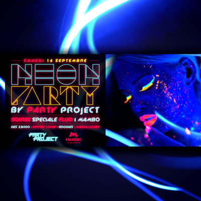 Party Project Banner