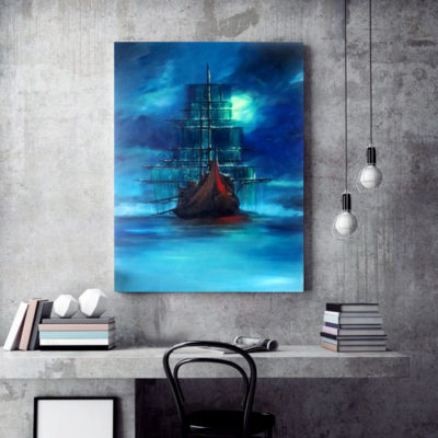 Ghost Ship n°2