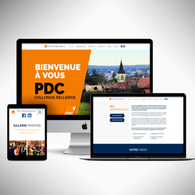 PDC Website